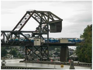 Train Crossing