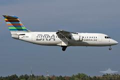SE-DSO RJ100 BRA BRAATHENS REGIONAL AIRLINES (QFA744) Tags: sedso rj100 bra braathens regional airlines