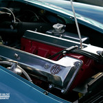 MG A Twin Cam engine
