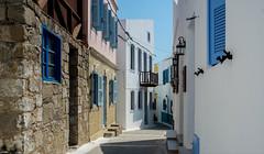 Streets of Nikia (HWW) (Lense23) Tags: street nikia greece griechenland windows fenster ägäis aegean island insel hww strase gasse path nisyros