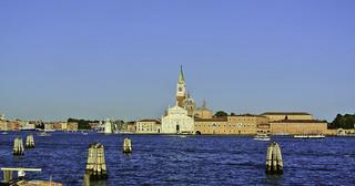 Venedig - Impressions from Venice (4) - Basilica San Giorgio Maggiore