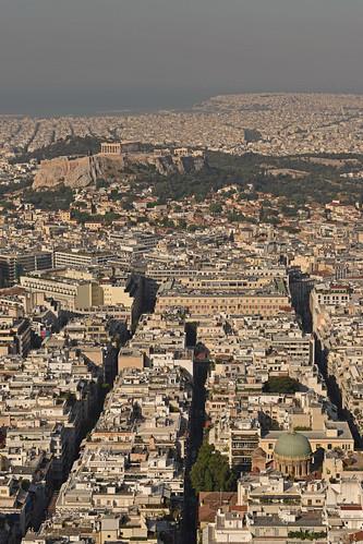 Greece - Athens - Mount Lycabettus