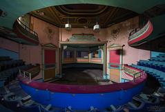 Yorkshire Theatre (Alex Burnells Photography) Tags: abandon abandoned urbex urban exploration decay decaying nation forgotten heritage history derelct