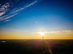 (miemo) Tags: dji eteläsavo europe finland mavic mavicpro ristiina southernsavonia aerial antenna clouds drone evening forest hills horizon landscape nature sky summer sun sunlight sunset sunshine tower mikkeli fi