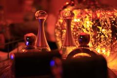 Designer Perfume Bottles (blackunigryphon) Tags: perfume designer perfumebottles bottles designerperfume decor chic gypsetter gypset bohemian bohochic bohodecor decorations glasspumpkin ambient