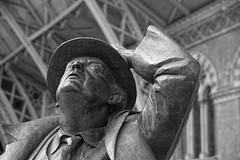 Sir John Benjeman 1906-1984, Martin Jennings (Sculptor) St. Pancras Station, Euston Road, Camden, London (5) (f1jherbert) Tags: sonya68 sonyalpha68 alpha68 sony alpha 68 a68 sonyilca68 sony68 sonyilca ilca68 ilca sonyslt68 sonyslt slt68 slt sirjohnbenjeman19061984martinjenningssculptorstpancrasstationeustonroadcamdenlondon londonengland londonuk londongb londongreatbritain londonunitedkingdom london england uk gb united kingdom great britain sirjohnbenjeman19061984martinjenningssculptor stpancrasstationeustonroadcamdenlondon sirjohnbenjeman19061984 martinjenningssculptor stpancrasstation eustonroadcamden sir john benjeman 19061984 martin jennings sculptor st pancras station euston road camden