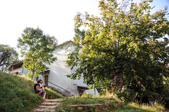 (Marwanhaddad) Tags: travel romania landscape cityscape nature stairs composition