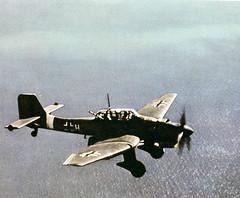 Ju 87 JEC 02343 (ww2color.com) Tags: junkers ju87 stuka luftwaffe