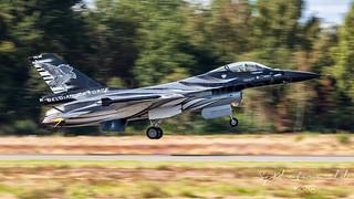 Belgian Air Force General Dynamics F16 FA-101