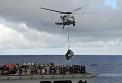 180907-N-RI884-0718 (SurfaceWarriors) Tags: usswasp sailors usswasplhd1 philippinesea japan jpn