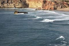 Fortaleza de Sagres; Algarve, Portugal (11) (Chironius) Tags: algarve portugal atlantik atlantischerozean atlanticocean landschaft naturstein sagres