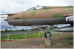 6256 Sukhoi Su-20 preserved at Broniszew (SPRedSteve) Tags: 6256 sukhoi su20 broniszew grojec poland relic preserved aircraft pwl