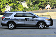 Police SUV (Throwingbull) Tags: rockville md maryland city town incorporated municipal municipality police dept department law enforcement car cruiser vehicle marked suv