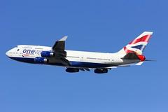B747 G-CIVI London Heathrow 13.09.18 (jonf45 - 4 million views -Thank you) Tags: british airways boeing 747436 747 b747 jumbo london heathrow airport egll lhr airliner civil aircraft jet plane flight aviation gcivi