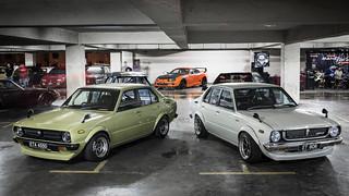 Corolla KE30 or Supra JZA80?