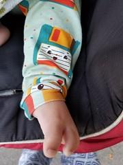 Disk toes (quinn.anya) Tags: disk toes eliza baby