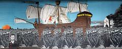 Edelweißpiraten (guentersimages) Tags: köln kunst graffitikunst graffiti streetart wandmalerei ehrenfeld muralpainting painting malerei