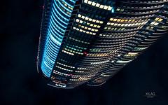 Roppongi Hills Mori Tower (XILAG Pictures) Tags: 1635 averaging canon canonef1635mmf4lisusm ef1635mmf4lisusm japan japon kanto minato night photoshop roppongi roppongihillsmoritower stacking tokyo 六本木 港区 六本木ヒルズ森タワー 東京