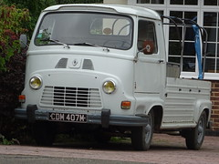 1973 Renault Estafette 1200 R2137 Pickup (Neil's classics) Tags: vehicle 1973 renault estafette pickup truck r2137