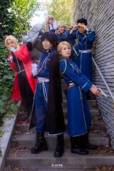IMG_7385 (moshitea) Tags: fullmetalalchemist 鋼の錬金術師 anime cosplay fanime fanime2018 cosplayer コスプレ コスプレイヤー アニメ