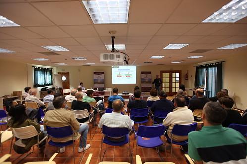 Workshop GO Cambio Climático en Frutales de Hueso. Museros (27-10-2017)