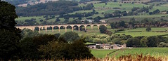 Arthington Viaduct (jdathebowler Thanks for 2.7 Million + views.) Tags: arthingtonviaduct north yorkshire leedstoharrogateline greatphotographers vividstriking