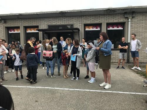 Eerste schooldag #2018-2019