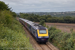 """""""This Could be the Last Time... (MSRail Photography) Tags: class43 43 hst passenger fgw"""
