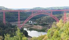 The Garabit Viaduct (M McBey) Tags: garabit viaduct france eiffel railway bridge massifcentral cassandracrossing