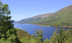 Loch Leven (Graham`s pics) Tags: loch lochleven sealoch water mountain mountainside scenic scenery travel tourism tourist scotland