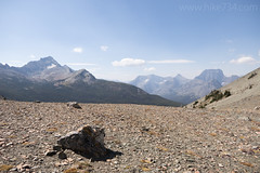 Looking south from Firebrand Pass (hike734) Tags: