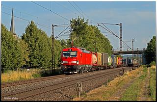 DB Cargo 193 326...