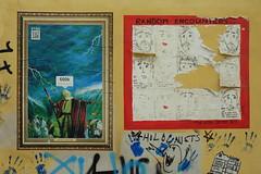 TLV graffiti (beckybarnett303) Tags: graffiti tlvgraffiti streetart telaviv tlv art freeform israel israeli jewish message words color sootc fuji fujifilm tourism tourist tour travel adventure middleeast guide florentine neighborhood local city urban tag murielle muriellestreetart artista