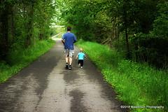 20 May 2018:  Run, Gramps, Run (RobinMSP) Tags: may2018c dailywalk spring trails path grandparenthood littlewookie richlandbotrail mansfieldohio ohio
