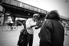 IMG_8714 (JetBlakInk) Tags: afro brixton candid mono streetscene streetphotography pov