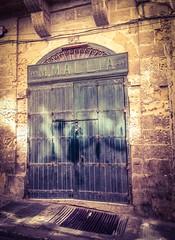 Vintage storefront, Valletta, Malta (wordly images) Tags: malta maltadoors travel architecture vintage doors disappearingmalta helenjonesflorio valletta