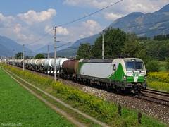 SETG 193 814 (nlovato96) Tags: setg 193 814 plattling jesenice slurry tank guterzug vectron lendorf