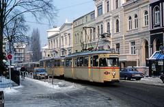 Dobben im Schnee (trainspotter64) Tags: strasenbahn streetcar tram tramway tranvia tramvaj tramwaje stadtbahn bremen hansestadt bsag t4a hansa winter schnee