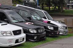 Subaru Forester (1) (Gearhead Photos) Tags: honda toyota mazda beat prelude civic subaru wrx stii forester brz nissan pao 240z 260z 280z 370z skyline 510 all japanese car meet north vancouver bc canada