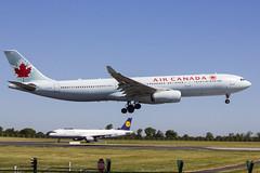 C-GFUR   Air Canada   Airbus A330-343   CN 344   Built 2000   DUB/EIDW 29/06/2018 (Mick Planespotter) Tags: aircraft airport 2018 nik sharpenerpro3 dublinairport collinstown cgfur air canada airbus a330343 344 2000 dub eidw 29062018 a330 flight
