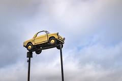 Apperson Enterprises, La Grange, NC (Dean Jeffrey) Tags: northcarolina lagrange usedcars sign car