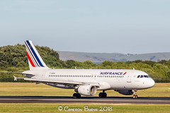 Air France F-HEPB A320-200 (IMG_8972) (Cameron Burns) Tags: airfrance af fhepb airbus airbus320 a320 a320200 paris charlesdegaulle france french red white blue manchester airport manchesterairport man egcc ringway viewing park airfield aviation aerospace airliner aeroplane aircraft airplane plane canoneos550d canoneos eos550d canon550d canon eos 550d uk united kingdom unitedkingdom gb greatbritain great britain europe action