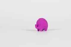 Purple elephant toy (wuestenigel) Tags: animal purpleelephant purple elephant toy studio whitebackground nature stilllife stillleben spielzeug one ein color farbe noperson keineperson desktop love liebe art kunst abstract abstrakt blur verwischen girl mädchen portrait porträt plastic kunststoff child kind light licht closeup nahansicht conceptual konzeptionell natur