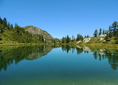 Lago Nero - 1 (antonella galardi) Tags: piemonte cuneo valmaira montagna 2018 escursione escursionismo camosio trekking sentiero hiking lago nero preit