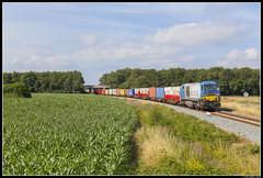 IRP 2103, Mariënberg (J. Bakker) Tags: irp independent rail partner g2000 2103 50420 mariënberg nederland