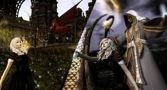 Legend of Six souls(六魂伝)~幼少期 (Miyabi Harucus 1102) Tags: secondlife scene slavatar maitreya cosplay catwa friend fantasy story