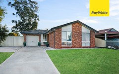 28 Kirsty Crescent, Hassall Grove NSW