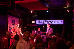 The Bel-Airs @ The Zoo Bar