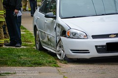 2-Vehicle MVA Walnut and 16th Street-4 (The Action Niagara Falls) Tags: mva motorvehicleaccident amr accident ambulance firetruck firedepartment crash police nffd nfpd engine4 truck1 emt ems
