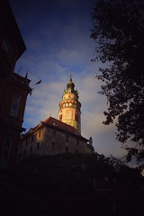 Cesky Krumlov (chrisfei0910) Tags: ck town church českýkrumlov south bohemian czech republic sony zeiss canon leica 35mm 21mm 85mm